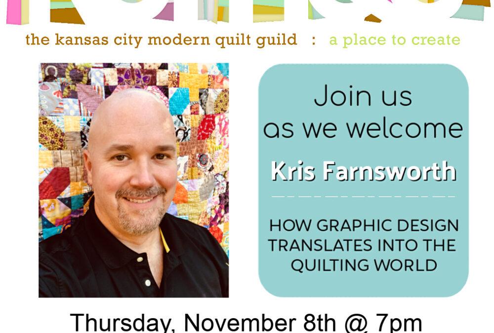 November Meeting Details…