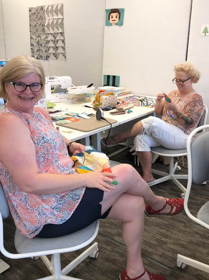 July 11, 2019: All Day Sew Day