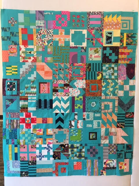Community Service Gift Quilt