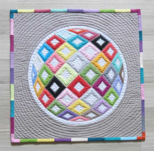 Inspiration of the Week – Miniature Quilt