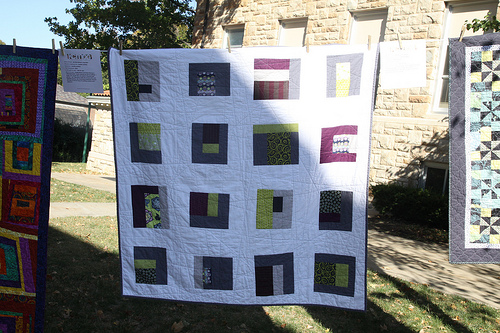 The International Quilt Festival is Going Modern
