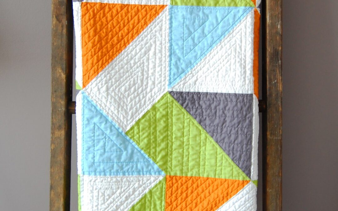 Inspiration of the Week – Angle Quilt