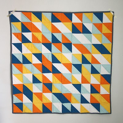 Inspiration of the Week – Finn's Quilt