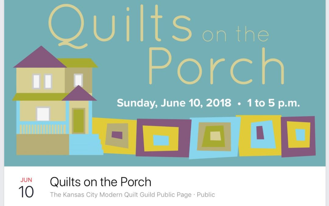 Quilts on the Porch