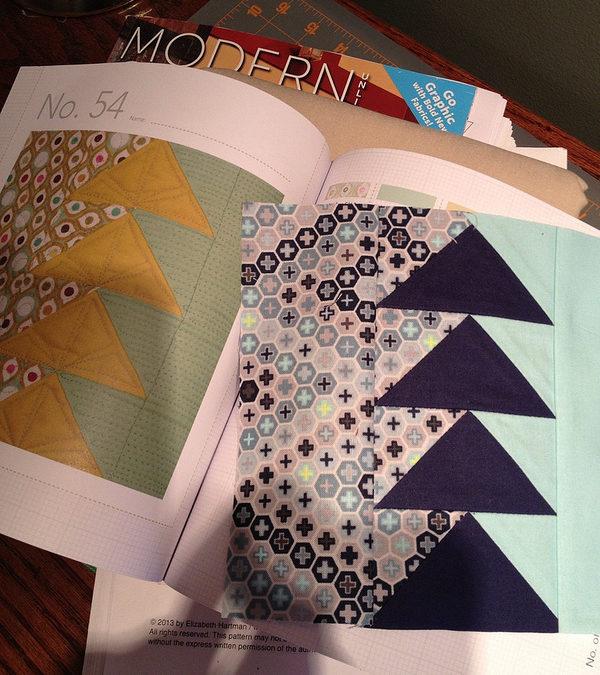 [Book Review] Tula Pink's City Sampler: 100 Modern Quilt Blocks