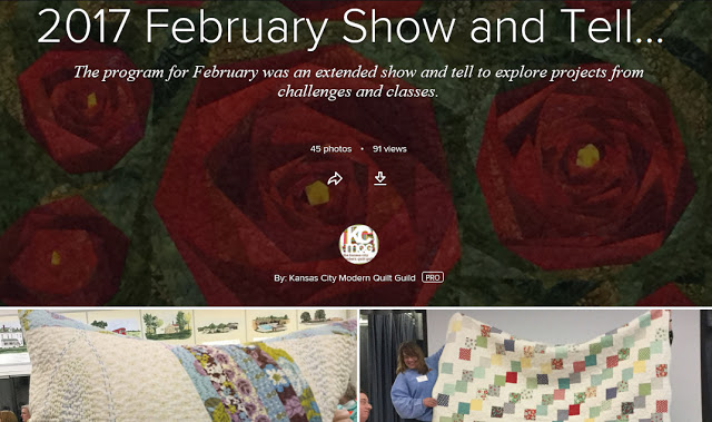 February Show and Tell