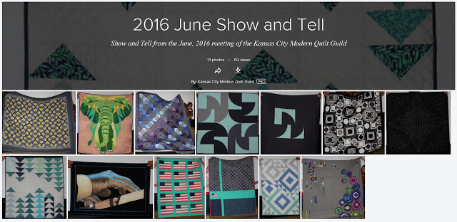 June Meeting Show and Tell