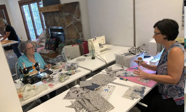 April 2021 Sew Days! Get Reacquainted With Your Quilting Friends!