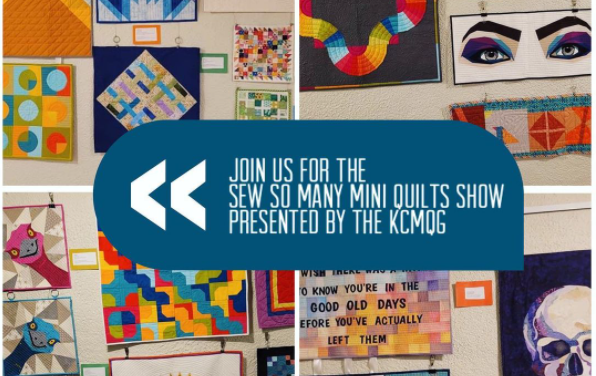 Sew So Many Minis Quilt Show